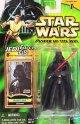 POTJ Carded Darth Vader Dagobah C-8.5/9