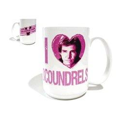 画像1: 2010 Star Wars CELEBRATION V Exclusive - I Heart Scoundrels - HAN SOLO LOVE CERAMIC MUG C-8.5/9