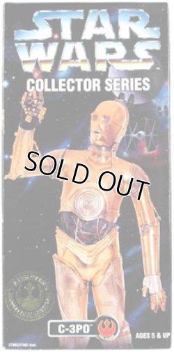 """画像1: POTF2 12""""Collector Series C-3PO C-8/8.5"""