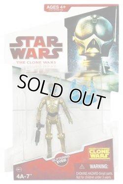 画像1: 2009 The Clone Wars CW13 4A-7 C-8.5/9
