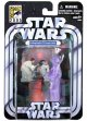 OTC 2005 SDCC Exclusive Holographic Princess Leia C-8.5/9