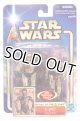 SAGA '02 #04 AOTC C-3PO (with Background Card) C-8.5/9