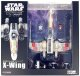KAIYODO Star Wars Revo No.006 X-Wing C-8.5/9
