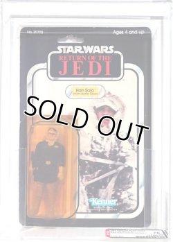 画像1: ROTJ 77 Back-A Han Solo Hoth AFA 75Y #11327654