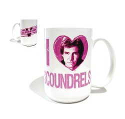 画像1: 2010 Star Wars CELEBRATION V Exclusive - I Heart Scoundrels - HAN SOLO LOVE CERAMIC MUG C-8.5/9