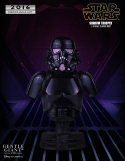 画像1: GENTLE GIANT 2016 PGM Exclusive Shadow Stormtrooper Classic Bust