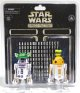 2012 Disney Star Wars Droid Factory 2-Pack (1) C-8.5/9