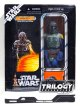 VOTC 12 inch Boba Fett Blue Jumpsuit with SW Banner Sticker C-8/8.5