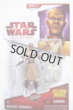 画像1: 2009 The Clone Wars CW06 Mace Windu C-8.5/9