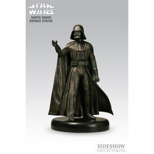 画像: Sideshow 1/4  Darth Vader Bronze Statue (On Con. OH)