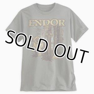 画像: 2015 Disney Park Exclusive Star Tours Endor Limited Edition T-Shirt (New)
